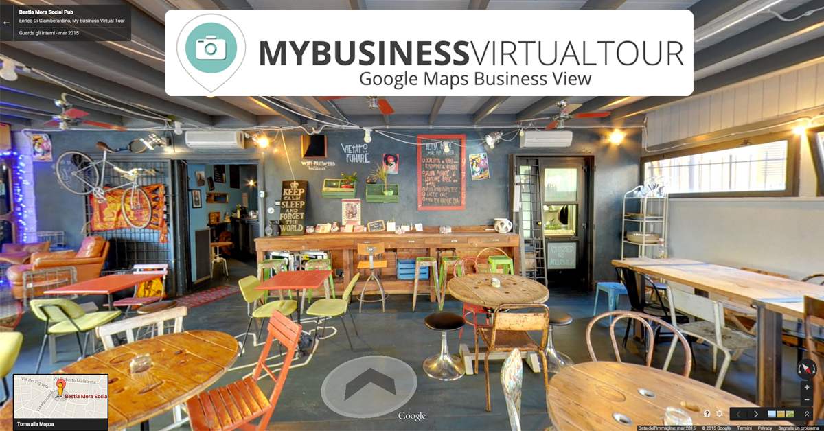 My Business Virtual Tour