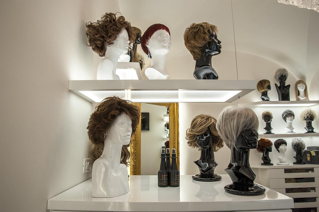 parrucche via nazionale roma